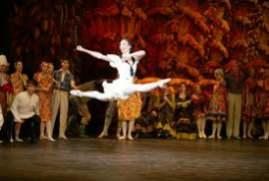 Bolshoi Ballet: Bright Stream 2016